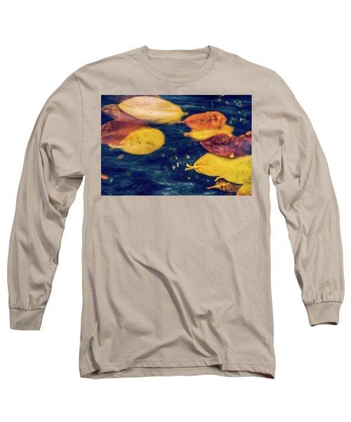 Underwater Colors Long Sleeve T-Shirt