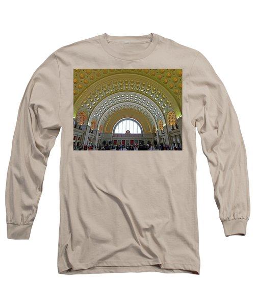 Union Station 12 Long Sleeve T-Shirt