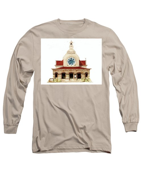Unitarian Church - F.furness Long Sleeve T-Shirt