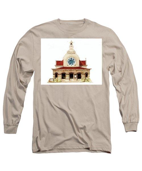 Unitarian Church - F.furness Long Sleeve T-Shirt