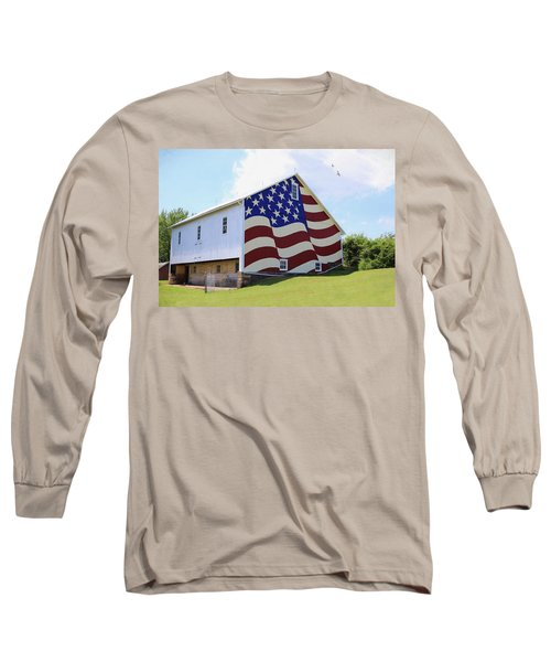 United I Stand Long Sleeve T-Shirt
