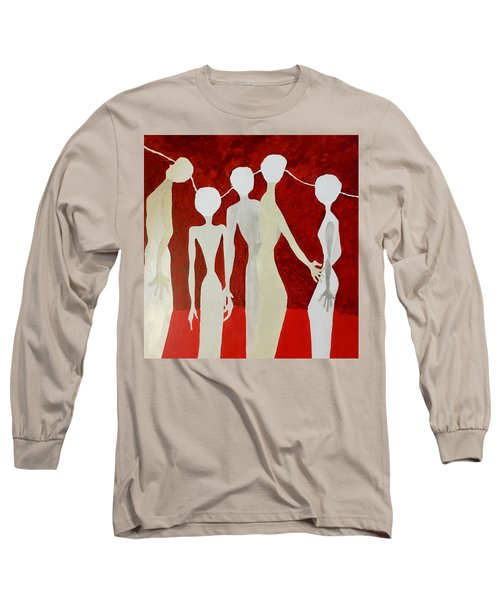 Universal Mind Long Sleeve T-Shirt
