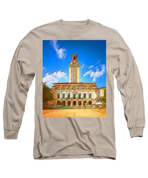 University Of Texas Long Sleeve T-Shirt