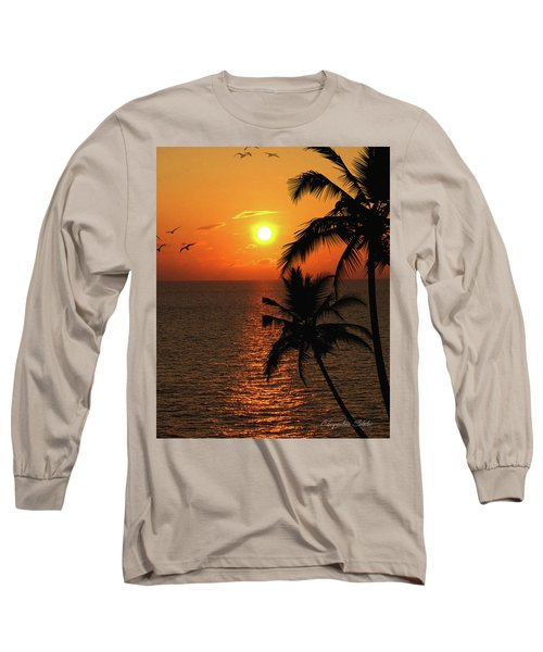 Unknown Paradise Long Sleeve T-Shirt