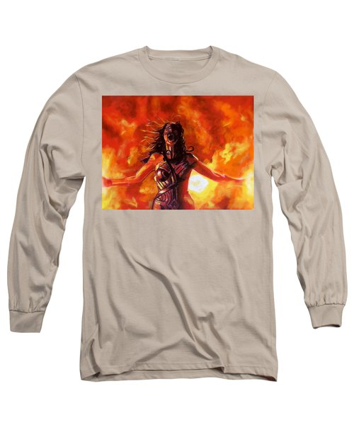Unleashed Long Sleeve T-Shirt