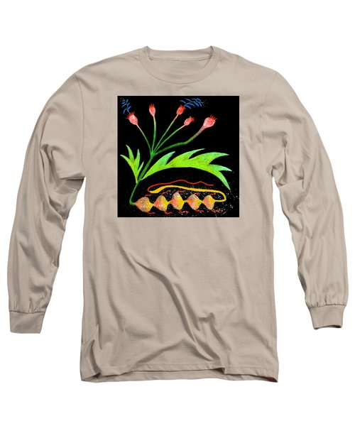 Unreal Long Sleeve T-Shirt by R Kyllo