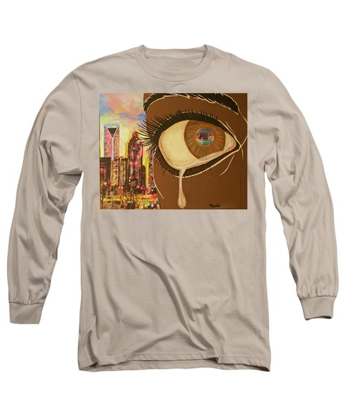 Untitled Tears Long Sleeve T-Shirt