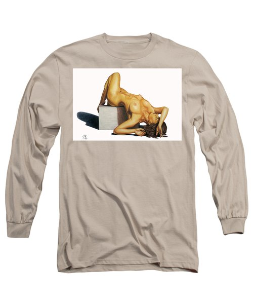 Untitled Nude Long Sleeve T-Shirt