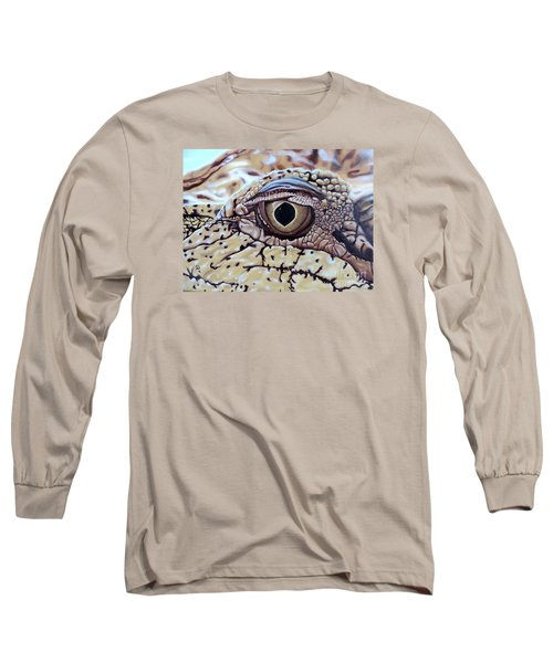 Up Closn 'n'personal Long Sleeve T-Shirt