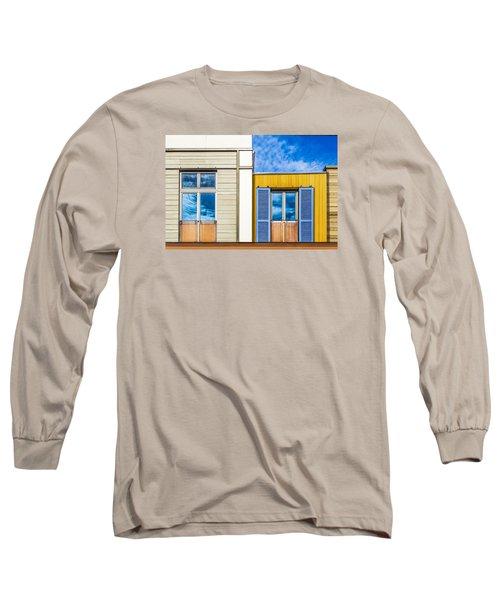 Up Town Long Sleeve T-Shirt