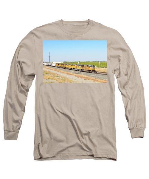 Up4912 Long Sleeve T-Shirt