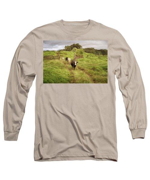 Upcountry Ranch Long Sleeve T-Shirt