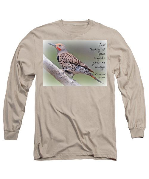 Uplifting245 Long Sleeve T-Shirt