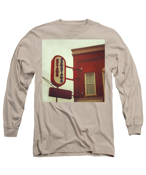 Uptown Downtown  Long Sleeve T-Shirt