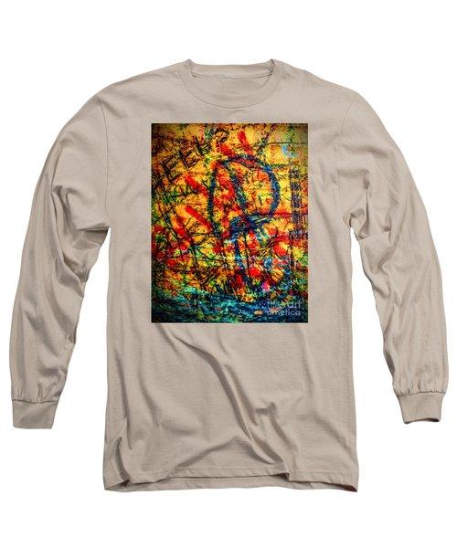 Urban Grunge Two Long Sleeve T-Shirt