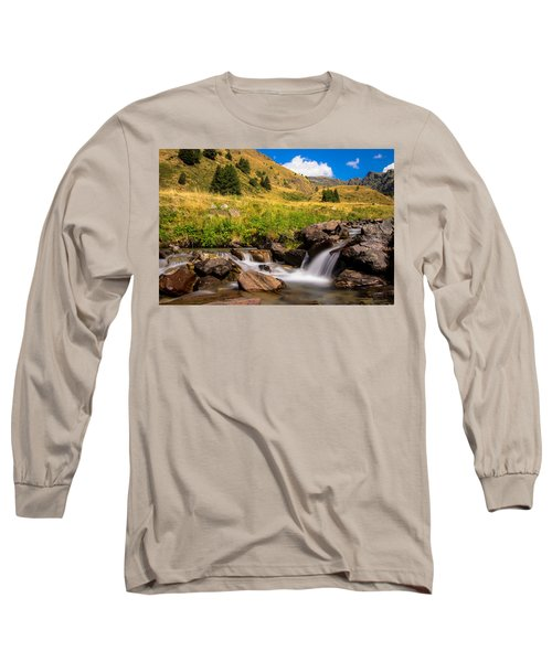 Valle Di Viso - Ponte Di Legno Long Sleeve T-Shirt