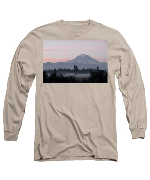 Valley Mists Long Sleeve T-Shirt