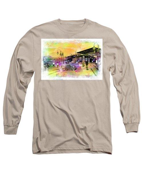 Valley Wells California Long Sleeve T-Shirt
