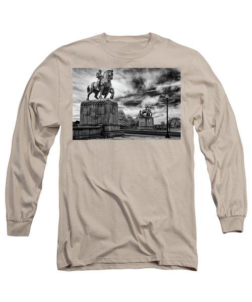 Valor Long Sleeve T-Shirt by Paul Seymour