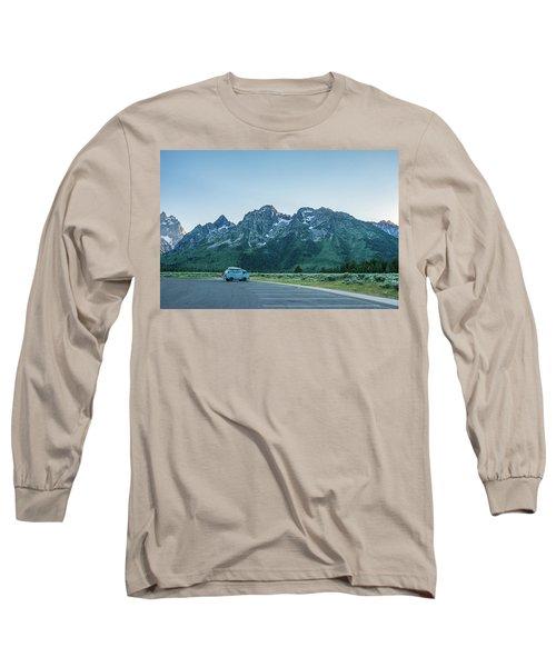 Van Life Long Sleeve T-Shirt by Alpha Wanderlust