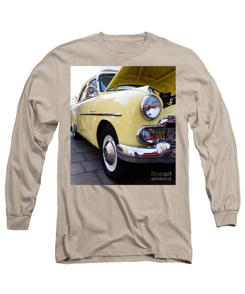 Vauxhall Velox Long Sleeve T-Shirt by Colin Rayner