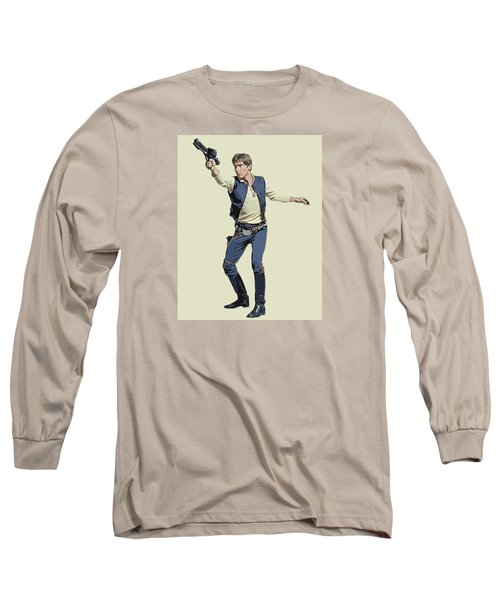 Vector Solo Long Sleeve T-Shirt