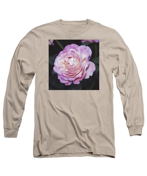 Velvia Rose Long Sleeve T-Shirt