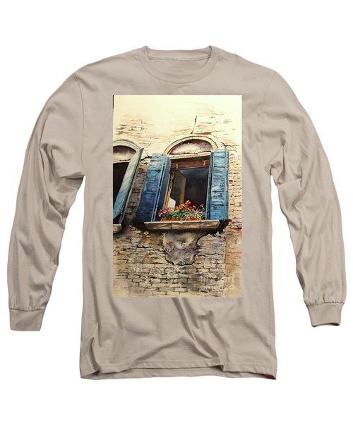 Venecia Long Sleeve T-Shirt