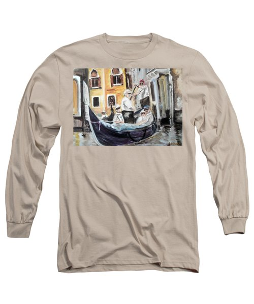 Venice Party Long Sleeve T-Shirt