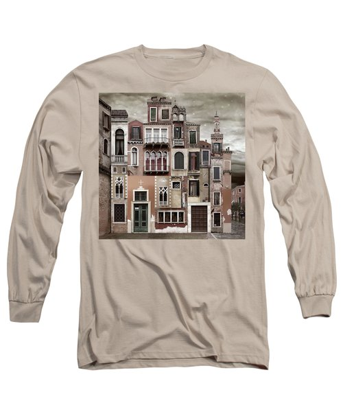 Venice Reconstruction 2 Long Sleeve T-Shirt