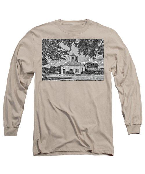 Vereins Kirche Long Sleeve T-Shirt