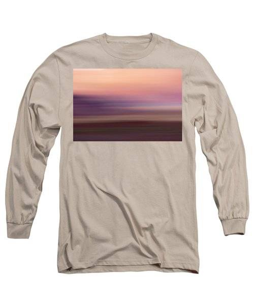 Long Sleeve T-Shirt featuring the photograph Vermilion Cliff At Dusk by Shara Weber