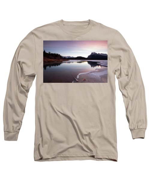 Vermillion Ice Break Long Sleeve T-Shirt