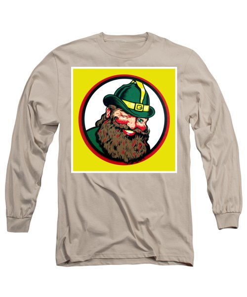 Vernors Ginger Ale - The Vernors Gnome Long Sleeve T-Shirt