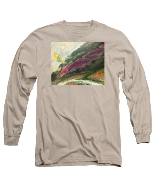Vers La Tendresse Long Sleeve T-Shirt