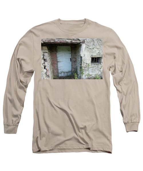 Very Long Locked Door Long Sleeve T-Shirt