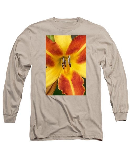 Vibrant Lilly Long Sleeve T-Shirt