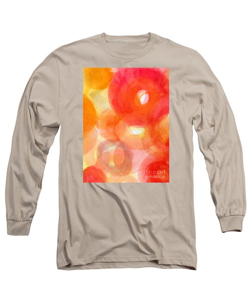 Long Sleeve T-Shirt featuring the photograph Vibration by France Laliberte