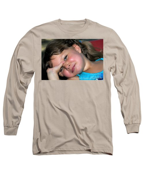 Victorias Smile Long Sleeve T-Shirt