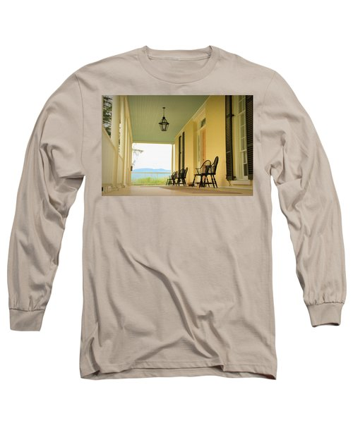 View From Cedar Grove Long Sleeve T-Shirt