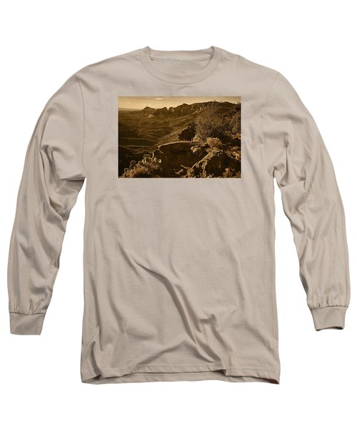 View From The Top Tnt Long Sleeve T-Shirt
