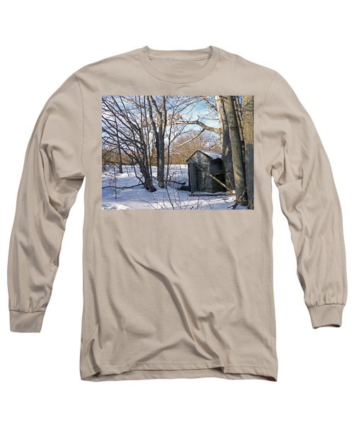 View Of The Past Long Sleeve T-Shirt