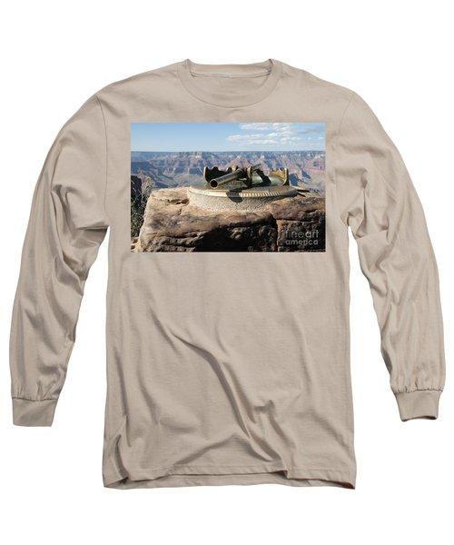 Viewing Infinity Long Sleeve T-Shirt