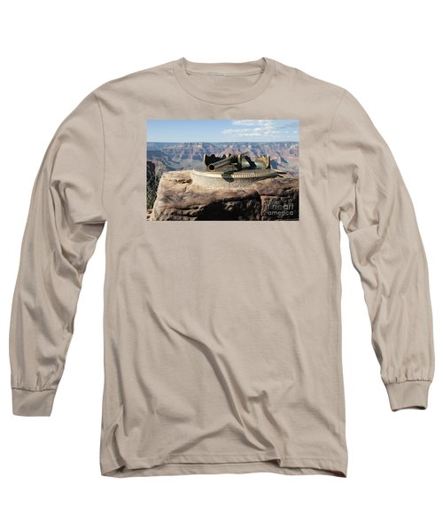 Viewing Infinity Long Sleeve T-Shirt