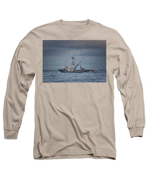 Viking Tide Long Sleeve T-Shirt