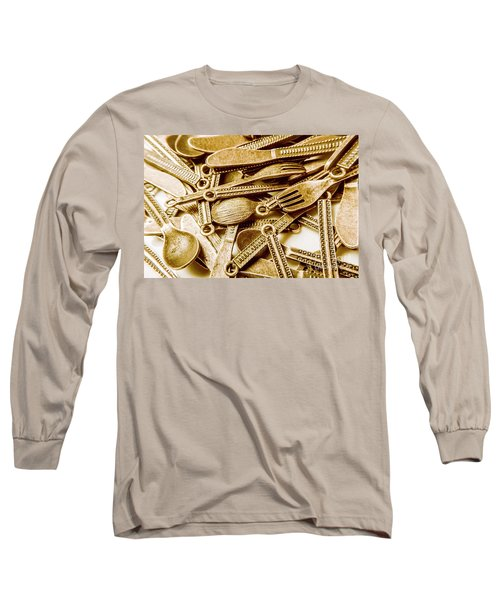 Vintage Buffet Long Sleeve T-Shirt