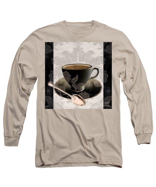 Vintage Cafe IIi Long Sleeve T-Shirt