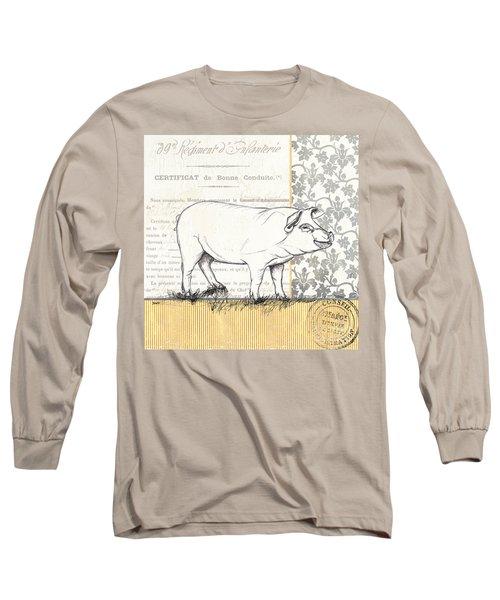 Vintage Farm 2 Long Sleeve T-Shirt