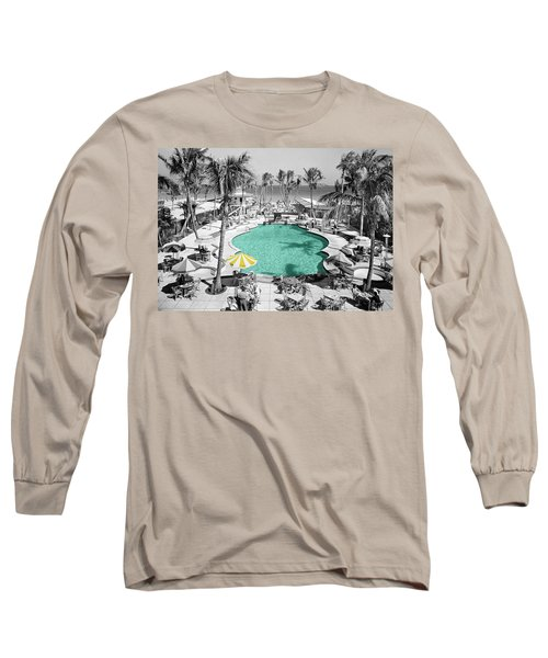 Vintage Miami Long Sleeve T-Shirt