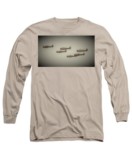 Vintage Skytypers Long Sleeve T-Shirt